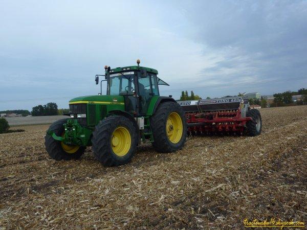 semis de blé 2010 ( 22 octobre 2010 )
