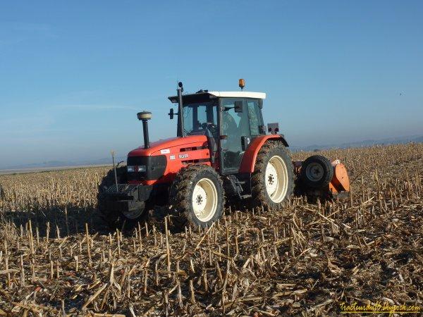 broyage de maïs 2010 ( 26 octobre 2010 )