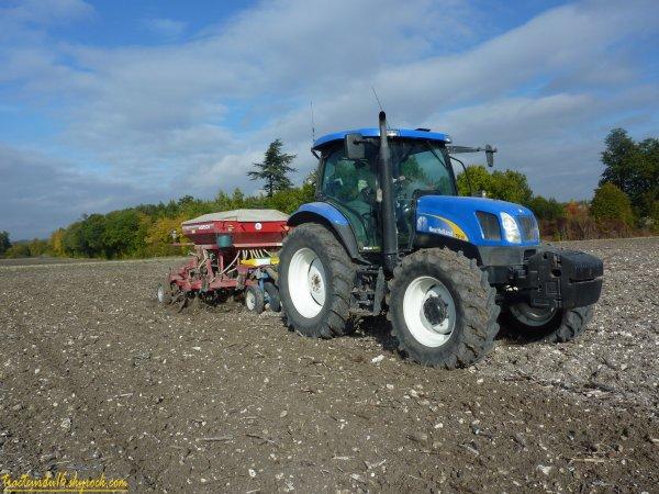 semis de blé 2010 ( 28 octobre 2010 )