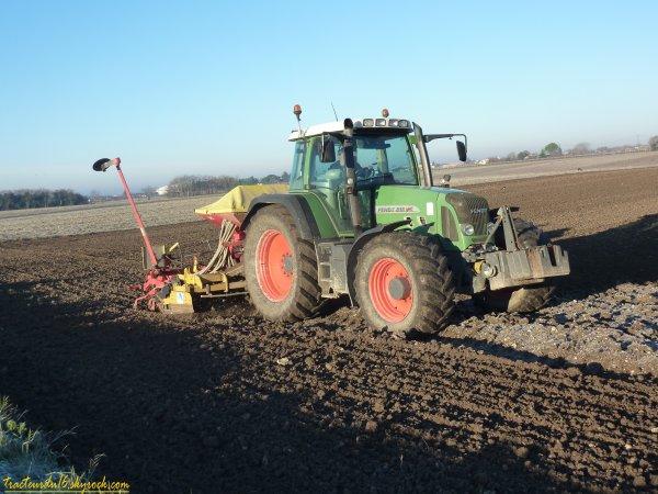 semis de blé 2010 ( 11 decembre 2010 )