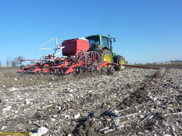 semis de blé 2010 ( 14 decembre 2010 )