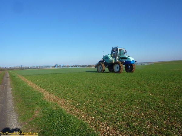 traitement des blés 2011 ( 16 janvier 2011 )