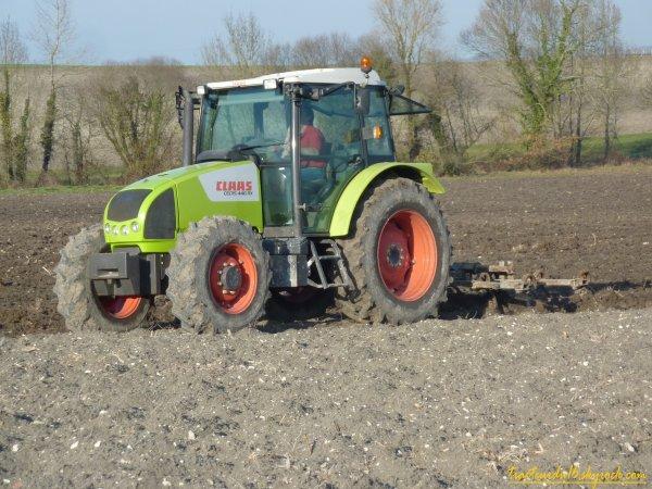préparation des terres 2011 ( 09 février 2011 )