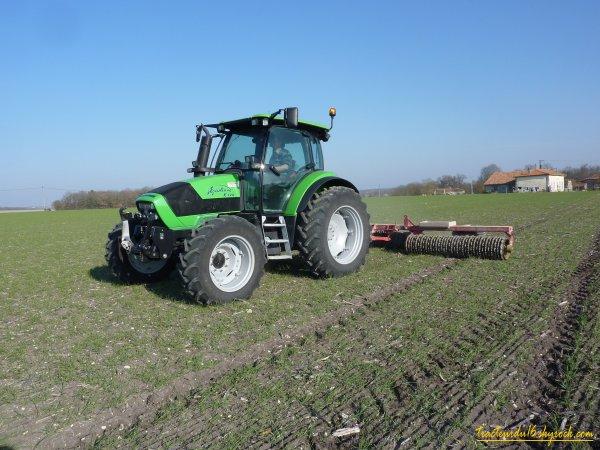 roulage des blés 2011 ( 10 février 2011 )