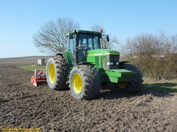 préparation des terres 2011 ( 10 février 2011 )