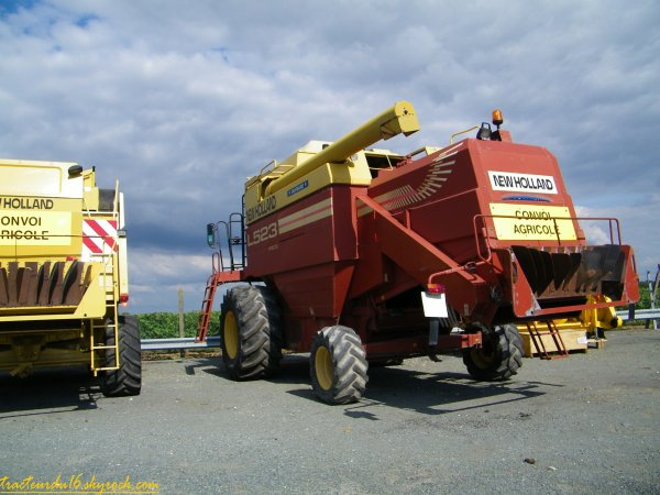 concession new holland ouvrard ( 13 aout 2010 )