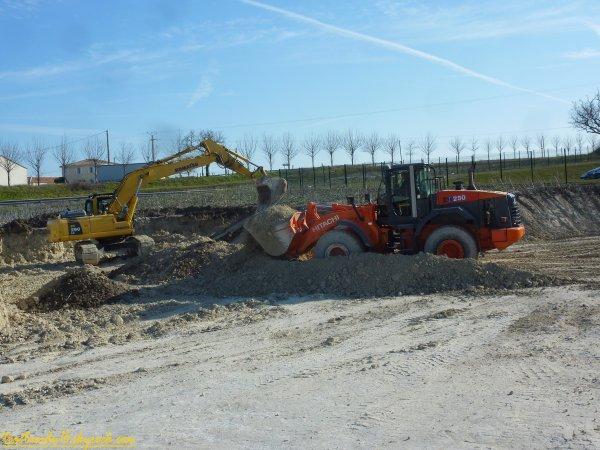 Chantier TP 2011 ( 07 et 11 mars 2011 )