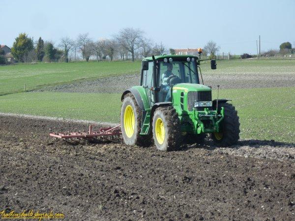 préparation des terres 2011 ( 07 mars 2011 )