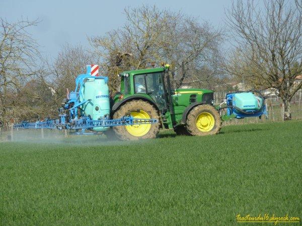traitement des blés 2011 ( 07 mars 2011 )