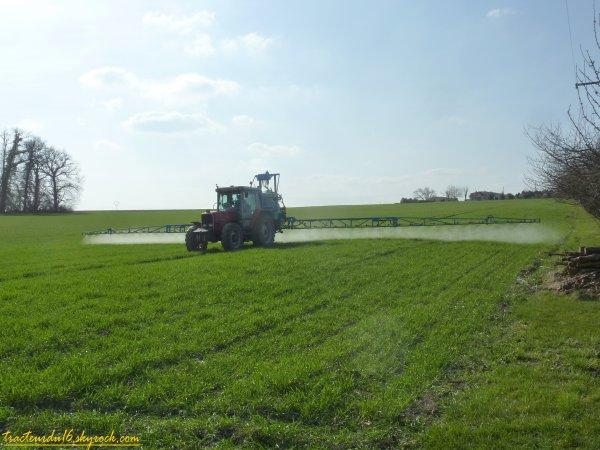 Traitement des blés 2011 ( 09 mars 2011 )