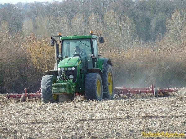 Préparation des terres 2011 ( 09 mars 2011 )