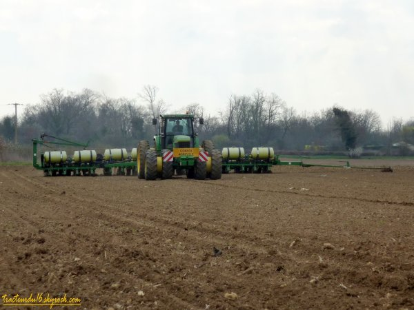 Semie de maïs 2011 ( 19 mars 2011 )