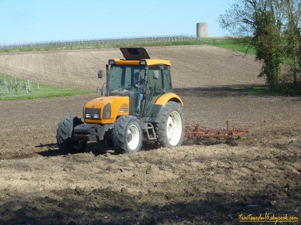 Préparation des terres 2011 ( 21 mars 2011 )