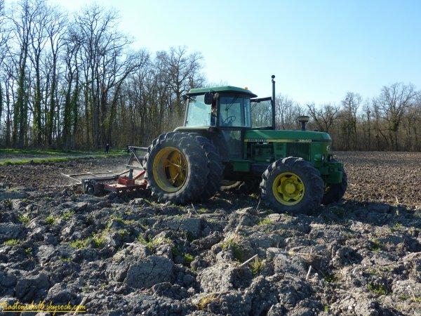 Préparations des terres 2011 ( 23 mars 2011 )