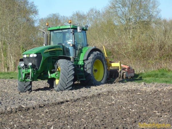 Préparation des terres 2011 ( 23 mars 2011 )