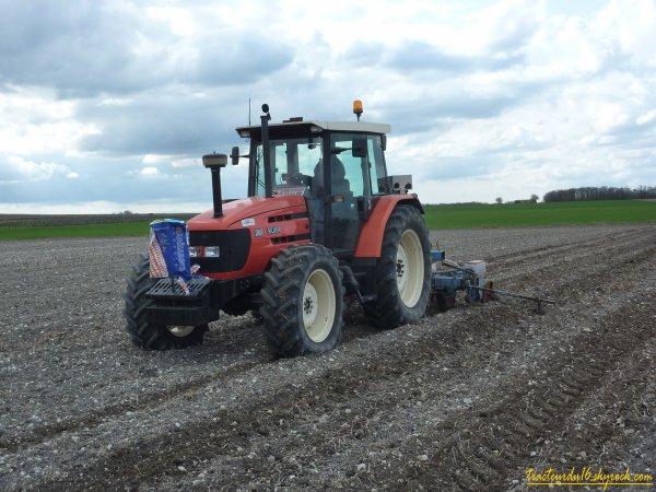 Semis de maïs 2011 ( 28 mars 2011 )