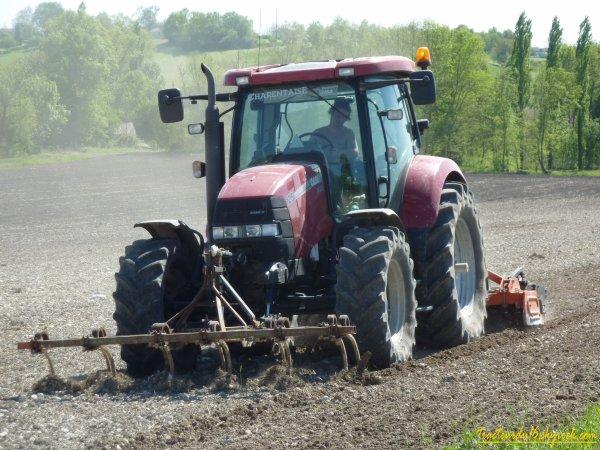Préparation des terres 2011 ( 09 avril 2011 )