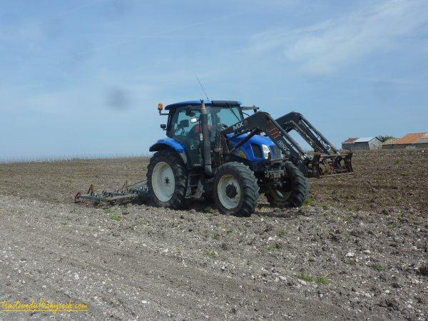 Préparation des terres 2011 ( 13 avril 2011 )
