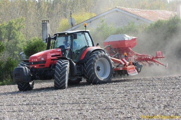 Semis de blé dur 2011 ( 12 octobre 2011 )