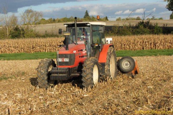 Broyage de maïs 2011 ( 20 octobre 2011 )