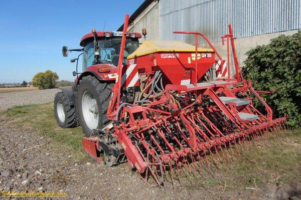 Semis de blé 2011 ( 21 octobre 2011 )