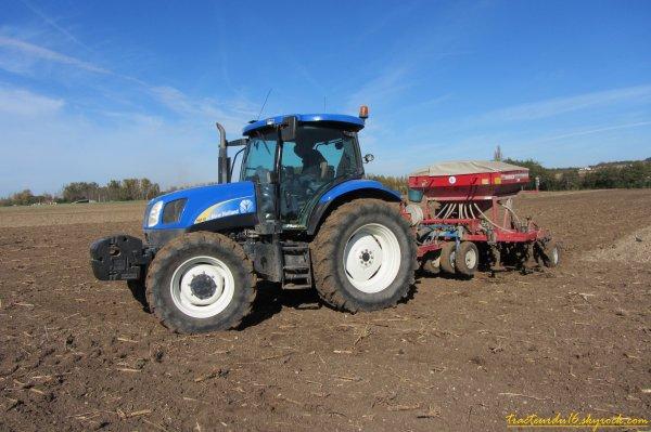 Semis de blé 2011 ( 31 octobre 2011 )