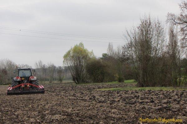 Préparation des terres 2011 ( 26 novembre 2011 )