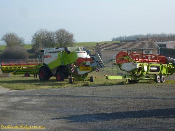 Concession Claas ( 29 janvier 2011 )