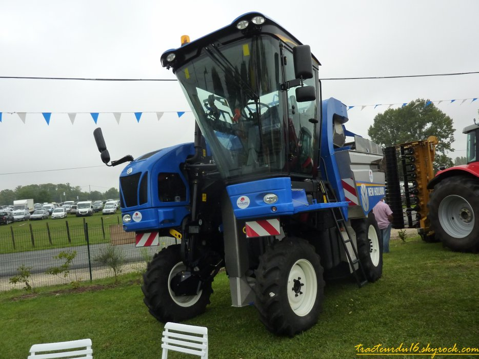 Foire expo de Barbezieux ( 03 septembre 2011 )