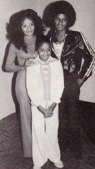 Michael et La Toya 1972-1974