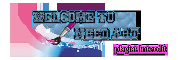 Bienvenue sur NeedArt !