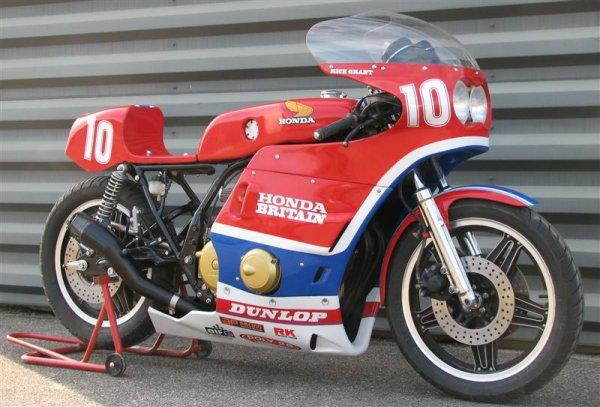HONDA BOL D'OR CB1100F de 1983