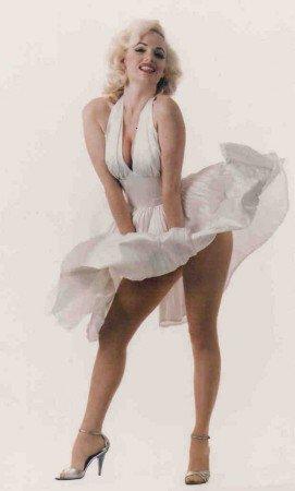 Marilyn, bien plus qu'un modèle & bien plus qu'une idole, la perfection au féminin ! ♥