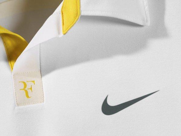 Roger Federer Australian Open 2011 Nike Outfit  Photos