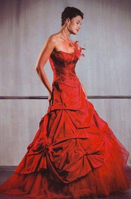 trop belle robe de marriée
