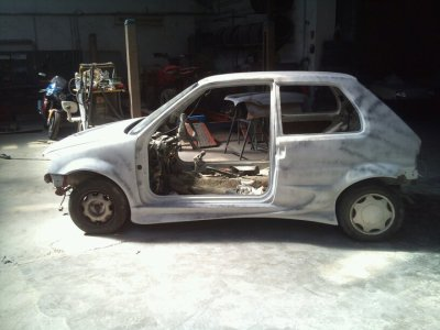 Projet 106 FUSION tuning