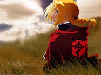 Edward Elric ~ Le FullMetal Alchemist