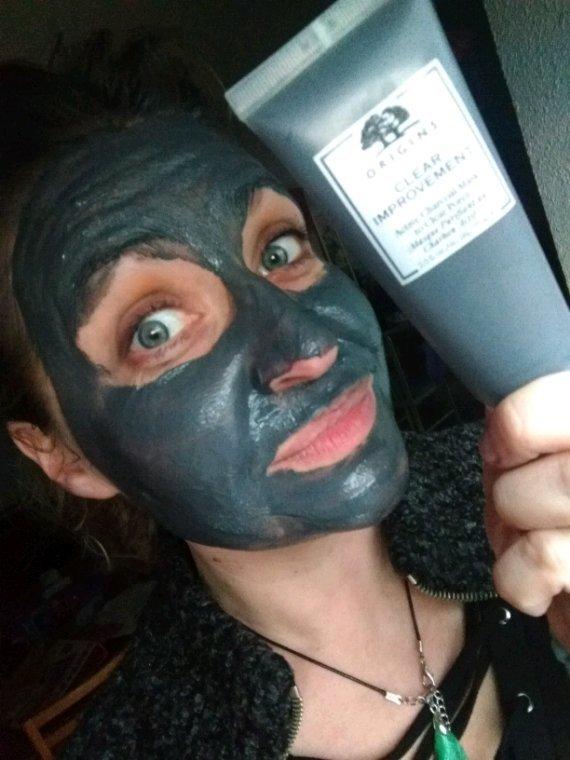 Un bon p'tit masque pour purifier! Origins vous aimez??