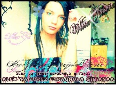 Alex Y'a Lopez ( L'espagnole Gita'na )
