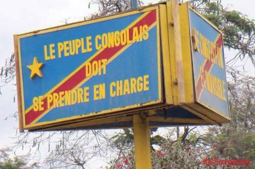 LE PEUPLE CONGOLAIS DOIT SE PRENDRE EN CHARGE