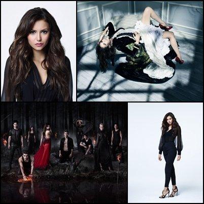 tvd saison 5 : photo promotionnel