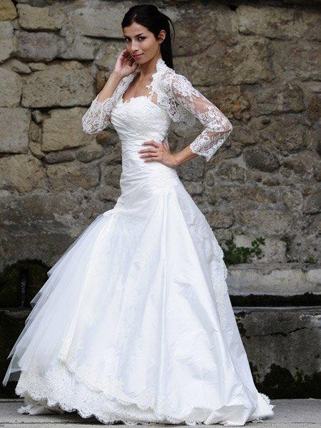 Robe de mariée , Espagnol