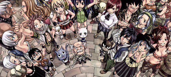 FairyTail♥♥ .... The Story...