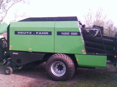 Deutz - Fahr Vario 8080
