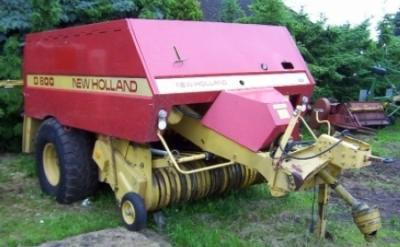 New Holland D 800