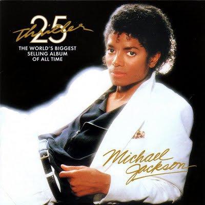 L'album THRILLER de Michael Jackson