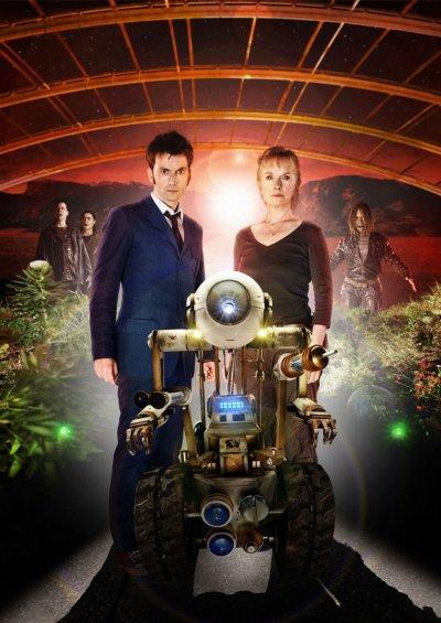 doctor who spécial halloween 2009 la conquète de mars