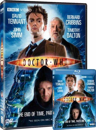 doctor who spécial noël 2009 la prophétie de noël 1ere et 2eme partie