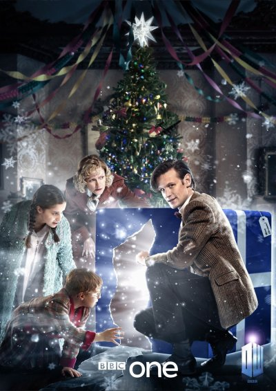doctor who spécial noël 2011