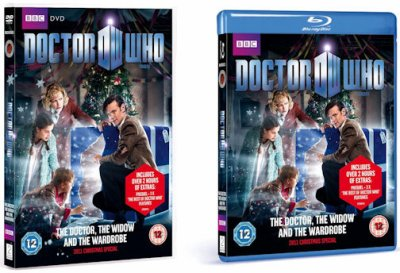 doctor who spécial noël 2011 dvd plus blu ray